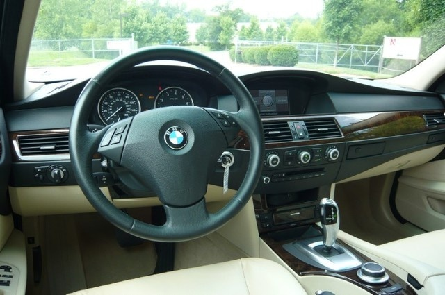 Picture Of 2008 BMW 5 Series 535xi Wagon AWD Interior Gallery Worthy