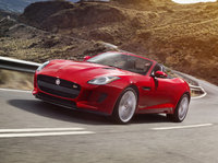 2016 Jaguar F-TYPE S Convertible, Front-quarter view, exterior, manufacturer, gallery_worthy