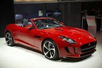 2016 Jaguar F-TYPE, Front-quarter view, exterior, manufacturer, gallery_worthy