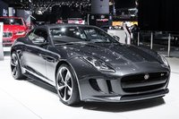 2016 Jaguar F-TYPE S, Front-quarter view, exterior, manufacturer, gallery_worthy