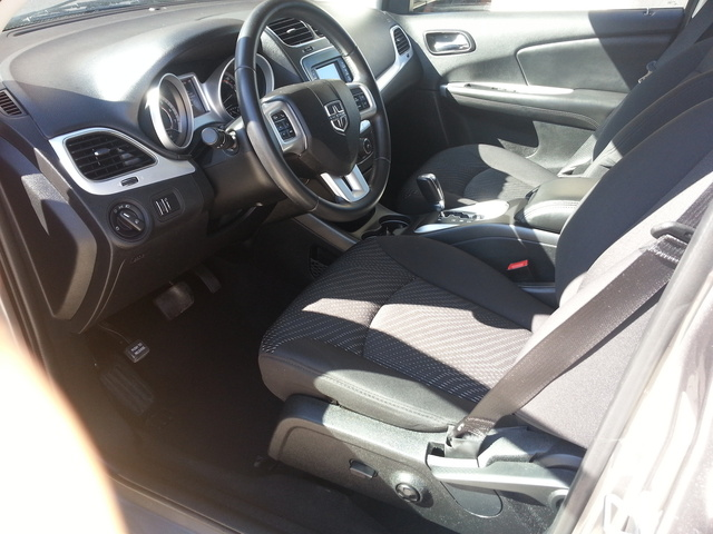 Picture of 2012 Dodge Journey SXT FWD, interior, gallery_worthy