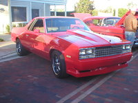 Picture of 1983 Chevrolet El Camino RWD, exterior, gallery_worthy