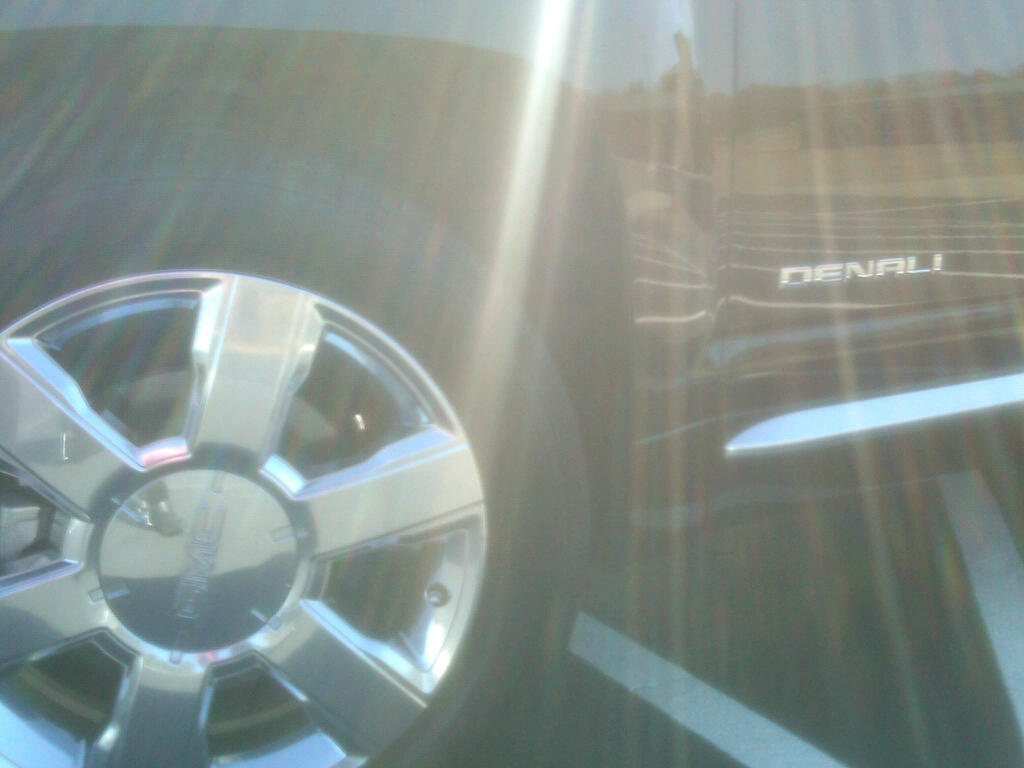 Picture of 2014 GMC Terrain Denali AWD