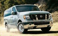 2015 Nissan NV Passenger, Front-quarter view, exterior, manufacturer
