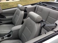 Picture of 2002 Ford Mustang Deluxe Convertible, interior