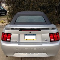 Picture of 2002 Ford Mustang Deluxe Convertible, exterior