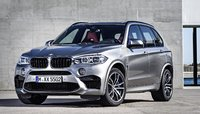 2015 BMW X5 M, Front-quarter view, exterior, manufacturer, gallery_worthy
