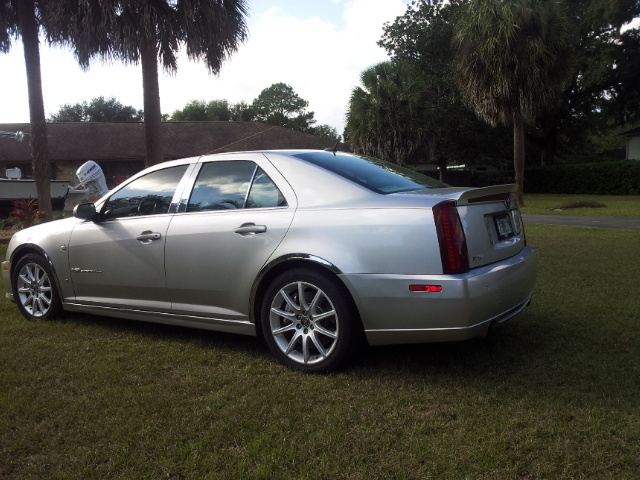 2006 cadillac sts v overview cargurus. Black Bedroom Furniture Sets. Home Design Ideas