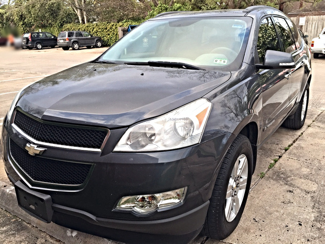 2015 chevrolet traverse for sale in independence autos post. Black Bedroom Furniture Sets. Home Design Ideas