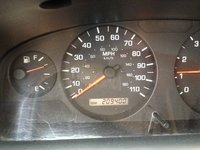 Picture of 2001 Nissan Frontier 2 Dr XE Extended Cab SB, interior