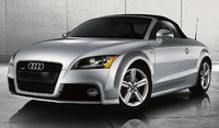 2015 Audi TT, Front-quarter view, exterior, manufacturer, gallery_worthy