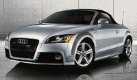 2015 Audi TT, Front-quarter view, exterior, manufacturer
