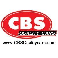 CBS Quality Cars logo