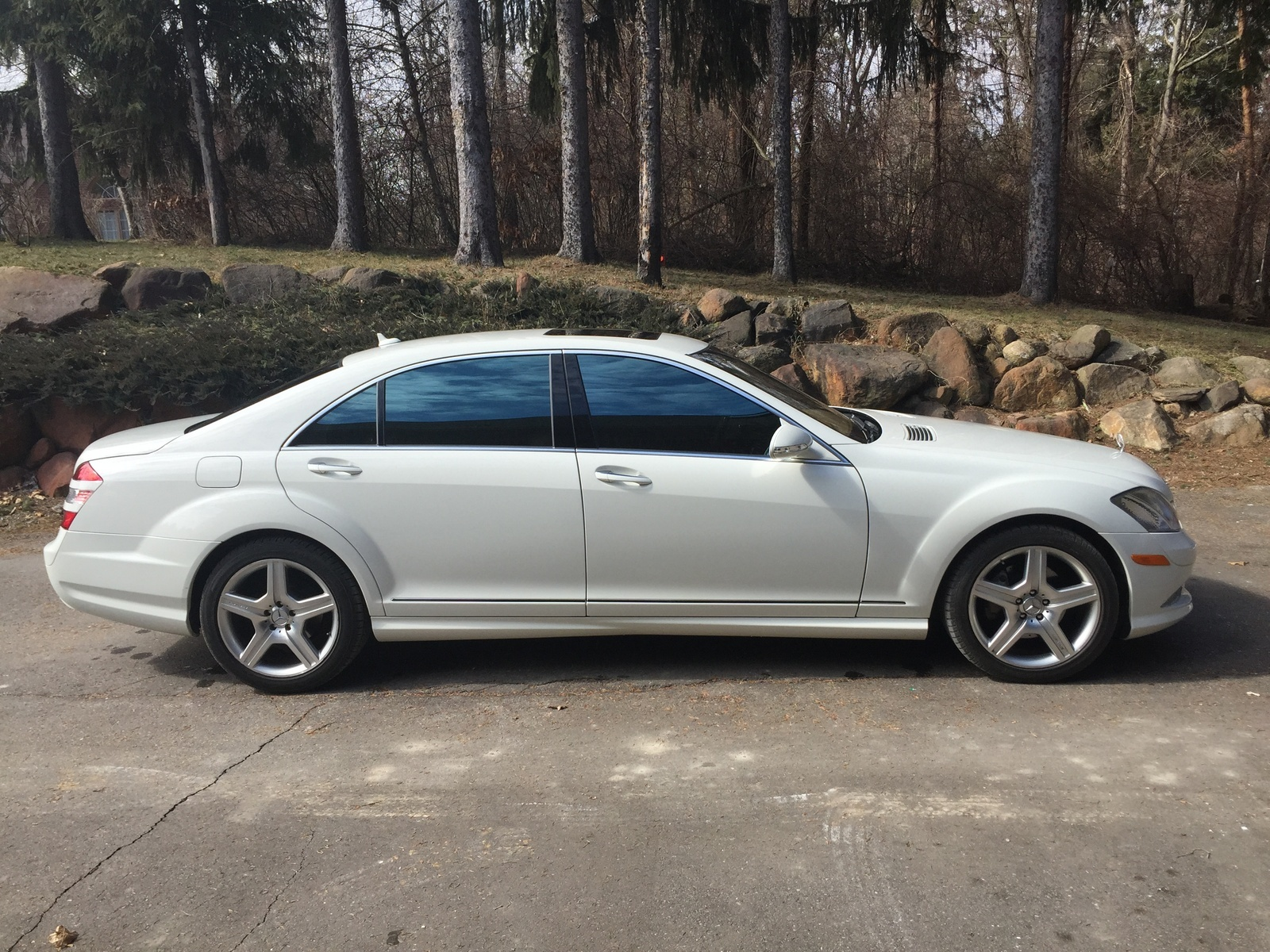 2007 mercedes benz s class for sale in detroit mi cargurus. Black Bedroom Furniture Sets. Home Design Ideas