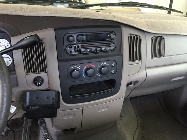 2003 Dodge Ram 1500 - Interior Pictures - CarGurus
