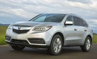 2016 Acura MDX, Front-quarter view, exterior, manufacturer, gallery_worthy