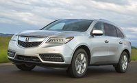 2016 Acura MDX Overview
