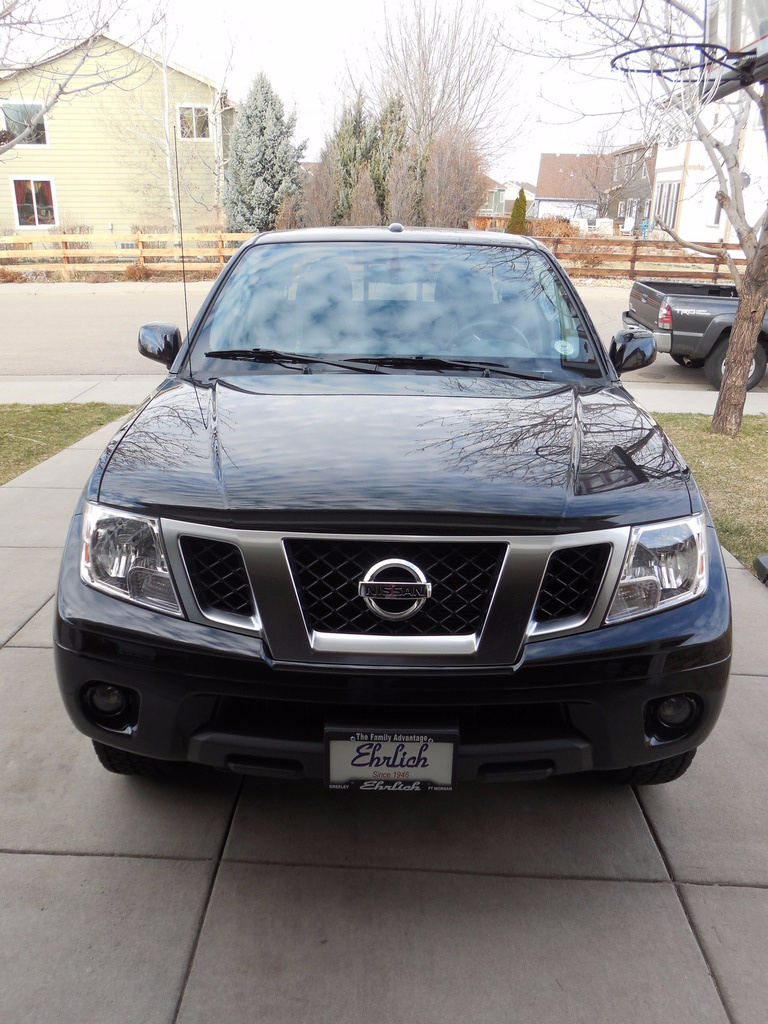 Picture of 2014 Nissan Frontier PRO-4X Crew Cab 4WD