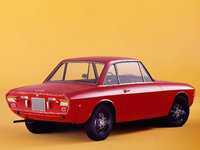 1970 Lancia Fulvia Overview