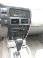 Picture of 1995 Isuzu Rodeo 4 Dr LS SUV, interior