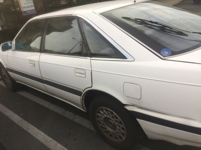 Picture of 1991 Mazda 626 LX Hatchback