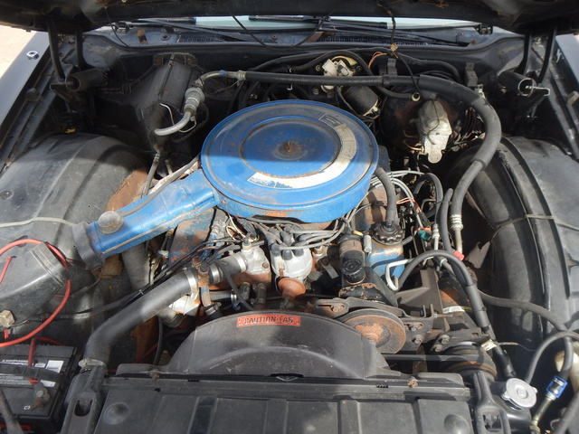 Picture of 1972 Ford Thunderbird, engine, gallery_worthy