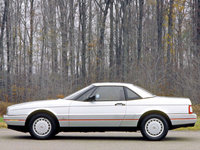 Picture of 1993 Cadillac Allante, exterior, gallery_worthy