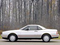 1993 Cadillac Allante Picture Gallery