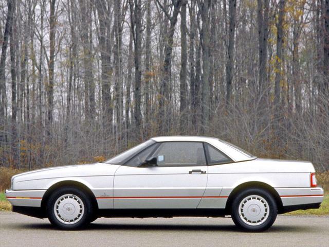 Picture of 1993 Cadillac Allante