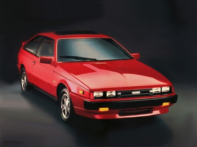 Picture of 1990 Isuzu Impulse
