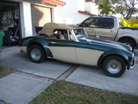 Picture of 1966 Austin-Healey 3000