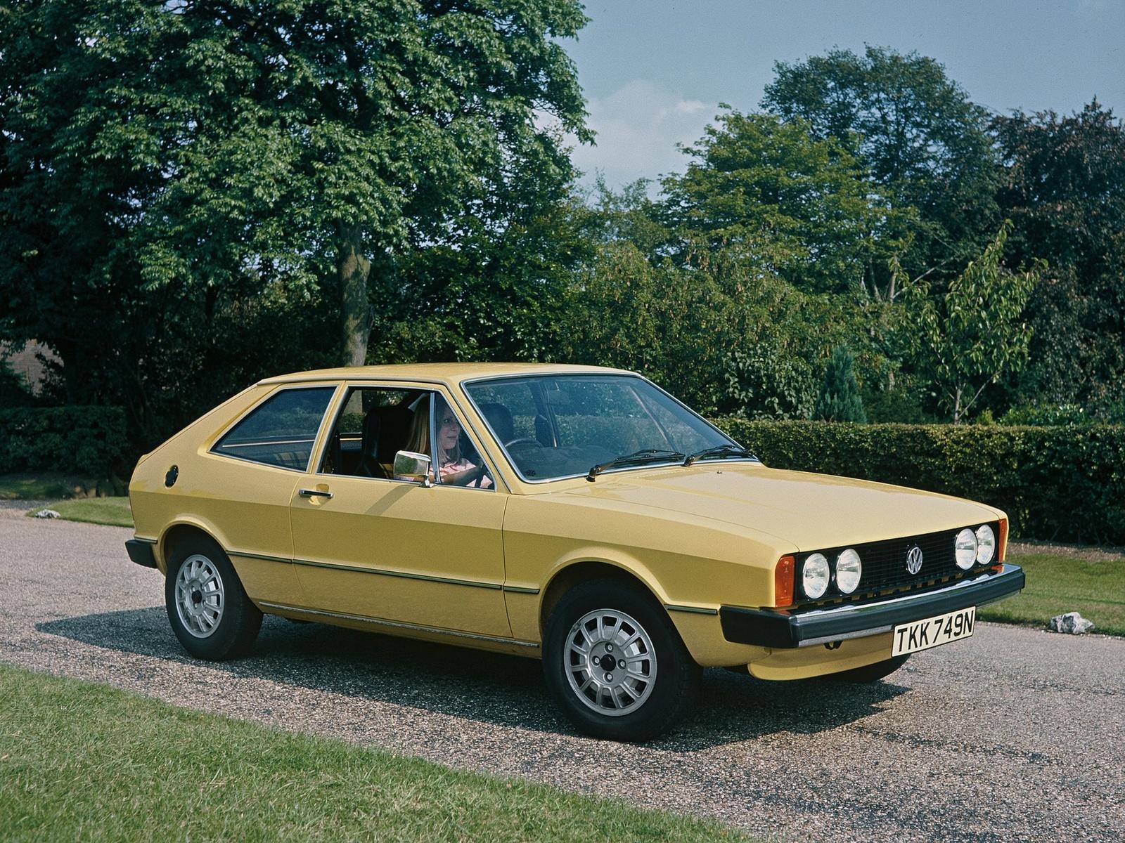 1982 Volkswagen Scirocco Overview Cargurus