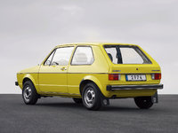 1976 Volkswagen Golf Picture Gallery