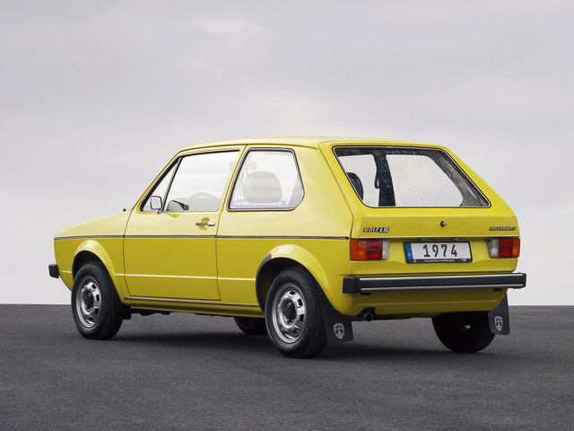 Picture of 1976 Volkswagen Golf