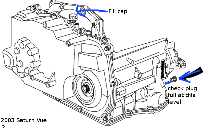 2004 saturn ion transmission diagram  saturn  auto parts