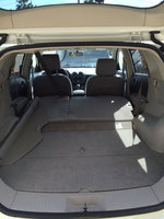 Picture of 2009 Nissan Rogue SL, interior