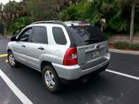 Picture of 2010 Kia Sportage LX 4WD, exterior