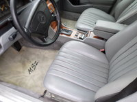 Picture of 1993 Mercedes-Benz 300-Class 4 Dr 300D Turbodiesel Sedan, interior