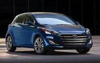 2016 Hyundai Elantra GT, Front-quarter view, exterior, manufacturer, gallery_worthy