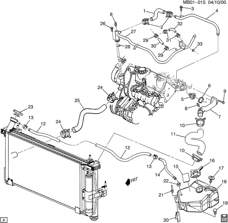 2001 Buick Lesabre Water Pump Diagram moreover P 0900c15280261c04 also Gm 3 4 V6 Engine Diagram in addition 2 2l Dohc Ecotec Engine Diagram besides Where Is The Knock Sensor Located On A 2002 Chevy Blazer 749888. on gm water pump 2006 impala