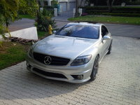 Picture of 2008 Mercedes-Benz CL-Class CL 65 AMG, exterior, gallery_worthy