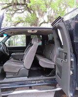 Picture of 2006 GMC Sierra 3500 Work Truck Extended Cab 2WD DRW, interior