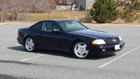 Picture of 1997 Mercedes-Benz SL-Class SL 500, exterior, gallery_worthy