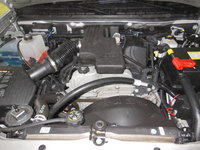 Picture of 2012 Chevrolet Colorado LT1 4WD, engine
