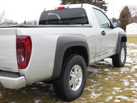 Picture of 2012 Chevrolet Colorado LT1 4WD, exterior