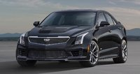 2016 Cadillac ATS-V, Front-quarter view. Copyright General Motors., exterior, manufacturer, gallery_worthy