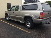 Picture of 2001 GMC Sierra 2500HD 4 Dr SLE Extended Cab SB HD, exterior
