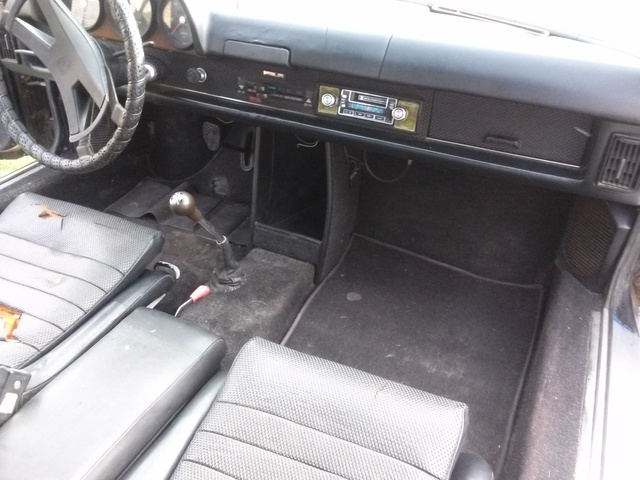Picture of 1973 Porsche 914, interior