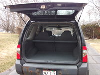 Picture of 2002 Nissan X-Trail, interior, gallery_worthy