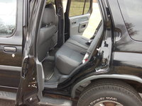 Picture of 2002 Nissan X-Trail, exterior, interior
